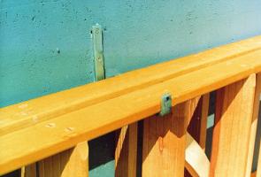 Leiterträger für liegende Lagerung