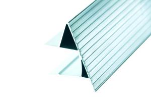 WorkStep im Set für Sprossenleitern der MEHRSI/ALU-KOMPAKT-Serie (3 Stufen) 350 mm