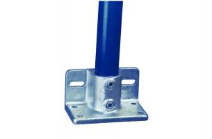 Stützenfuß für Fußleisten (100 mm)