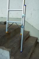 Fußverlängerungen für Anlegeleitern
