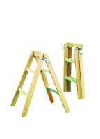 Klappbock, Holz
