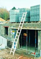 Anlegeleiter (Bau)