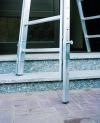 Fußverlängerungen aus Aluminium