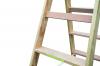 Stehleiter, Holz