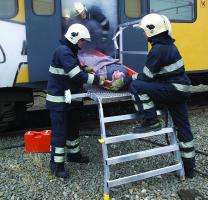 Rettungsplattform