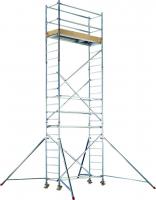 Gerüst, Bühnenlänge 2m