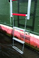 Schiffs-Rettungsleiter für Binnen- und Seeschifffahrt